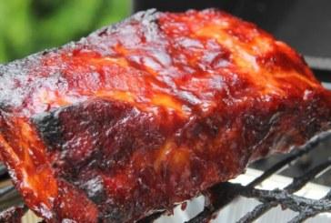 Ízletes sertés karaj – BBQ módon