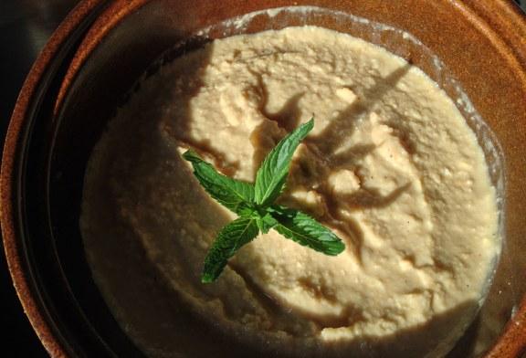 Hummus – Csicseri borsó Krém by Pikantéria