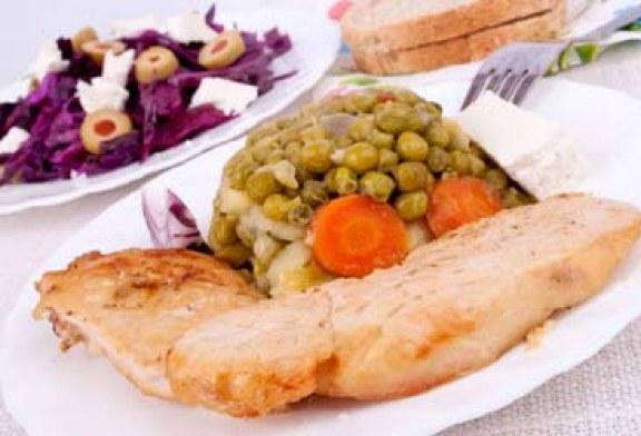 Gordon Ramsay – Gyöngytyúk saláta Fricassée-val