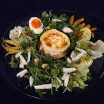 Grill Kecskesajt saláta – Mézes Vinegrettel