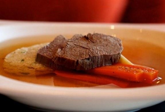 Az igazi – Marhahúsleves