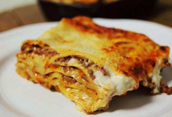 A Pörfikt – Lasagne Bolognese
