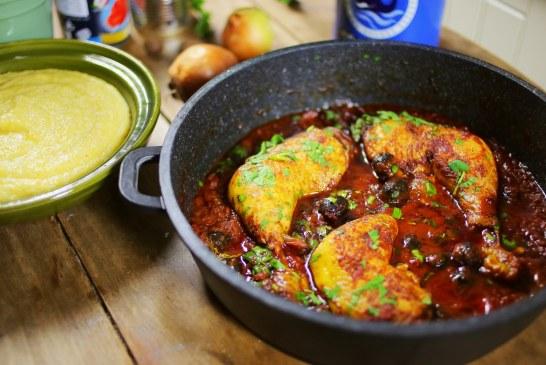 Az olasz csirkepörkölt – Cacciatore