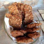 Fitt Rántott hús – Zabpehellyel és lenmaggal