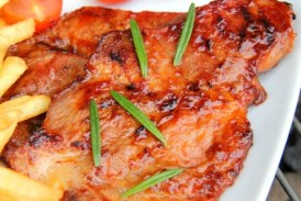 Grill Tarja – BBQ mástással