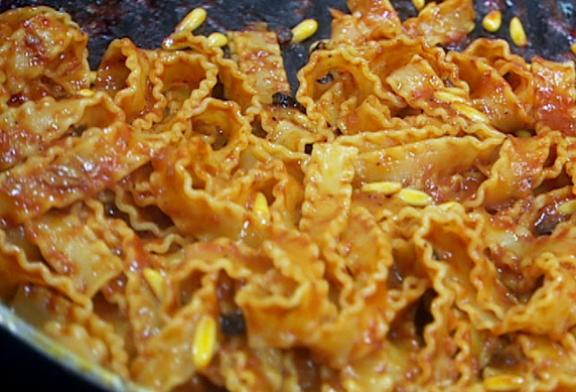 Jamie Oliver – A legjobb Szicíliai tészta recept – videó