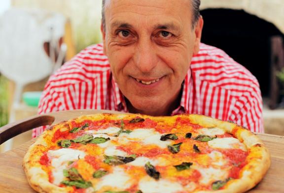 Jamie és Gennaro Contaldo – Pizza Margherita recept és videó