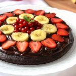 Nutellás Brownie – Pizza recept