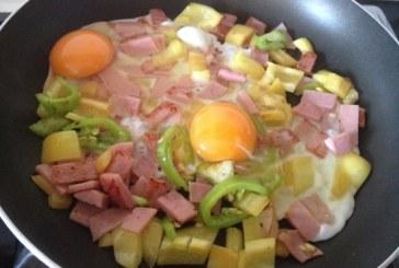 Gyors, Fitt – Pikantériás reggeli