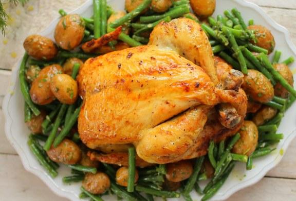 Ilyen A tökéletes sült Csirke