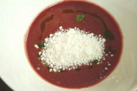 Cseresznyegazpacho