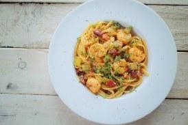 New Orleansi cajun pasta házi fűszerkeverékkel, recept