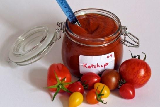 Jamie Oliver- ketchup