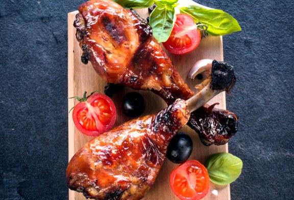 40 perces mézes-mustáros csirkecomb – Kívül ropog, belül vajpuha