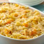 Fél órás meló – Sonkás sajtos rakott tészta