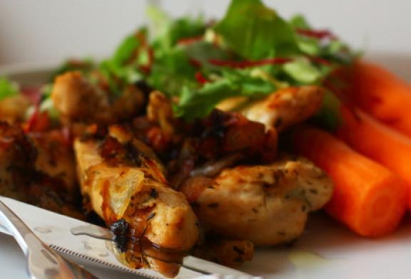 100% PALEO – Fűszeres csirkemell