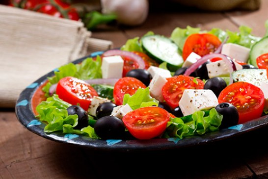 15 perc! – Gyors görög saláta