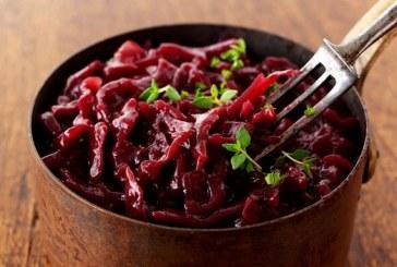 Karcsúsító köret hús mellé – Lilakáposzta