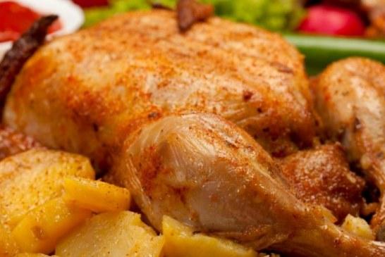 100% PALEO – töltött GRILL csirke