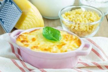 Így csinálj gyorsan finomat – Dupla sajtos, Gombás rakott tészta