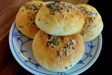 Extra gyors zsemle sütés – váratlan helyzetekre