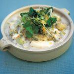 Jamie Oliver: Tavaszi tőkehal ragu