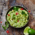 Jamie Oliver féle Party kaja – Klasszikus Guacamole