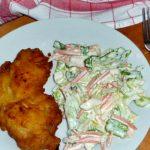 Rántott hús krumplibundában – Köret sem kell hozzá