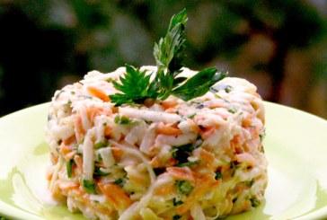 A legfinomabb sárgarépa saláta – Önmagában is könnyű vacsora!