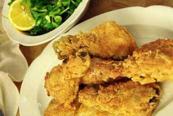Szuperropogós fűszeres – Rántott csirke