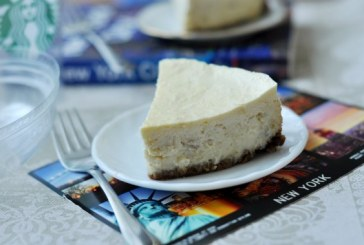 Banános cheesecake, recept