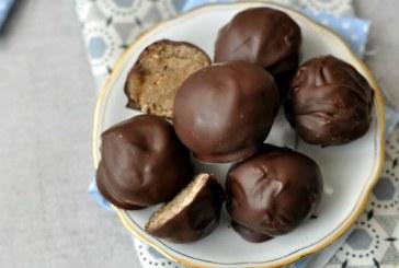 Narancsos csokis gesztenyegolyó, recept