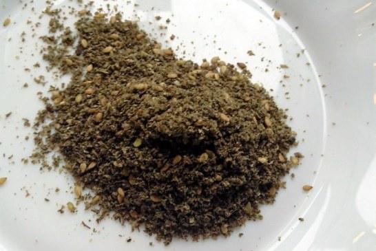 Zaatar fűszerkeverék – a közel-keleti konyha fűszere