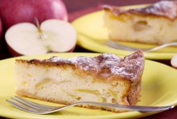 Gyors BÖGRÉS almás süti