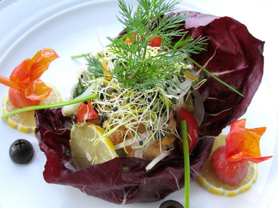 marinirozott-ponty-zoldseg-salata