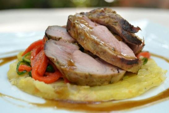 Marokkói báránycomb, recept