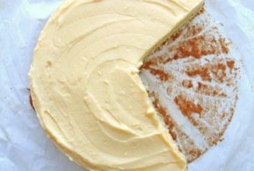 Mascarponés citromtorta – receptMascarponés citromtorta
