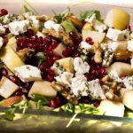 15-30 perces: Gránátalmás saláta