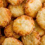 Nem csak lisztérzékenyeknek – Gluténmentes túrós-sajtos pogácsa