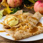 Almás-fahéjas palacsinta recept – Ínycsiklandó, gazdag töltelékkel