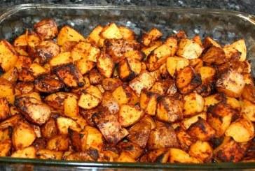 Jamie Oliver – A legfinomabb tepsis krumpli, recept