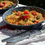 Krumpliban sült szaftos húsgolyók recept