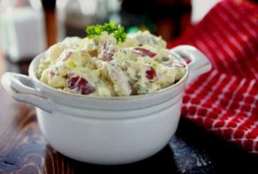 Ínycsiklandó – majonézes krumplisaláta recept