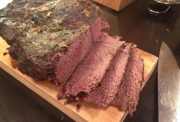 MARHAfelsál EGÉSZBEN sütve – Omlós, fejedelmi recept