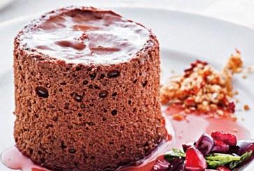 Jamie Oliver – Olívaolajos csokoládé mousse, recept