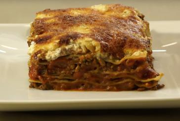 40 perces, gyors Lasagne – recept