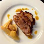 Petrezselyemes mézes-fűszeres Csülök sült – recept