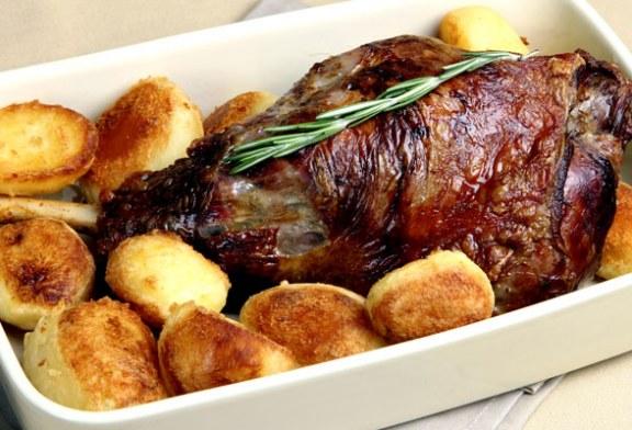 Fantasztikusan omlós báránysült, recept