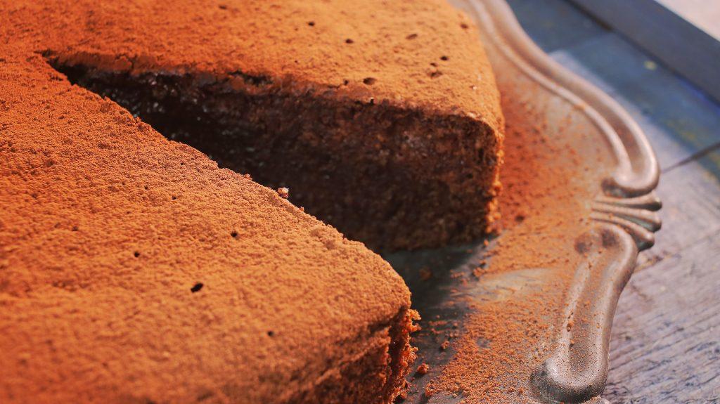lisztmentes csokitorta