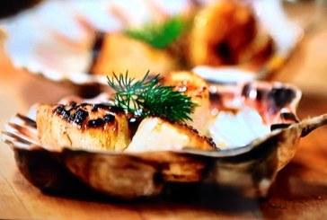 Ízletes Szent Jakab kagyló – recept